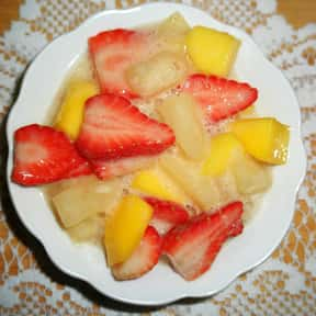 Strawberry Mango Banana is listed (or ranked) 16 on the list The Best Sherbet Flavors
