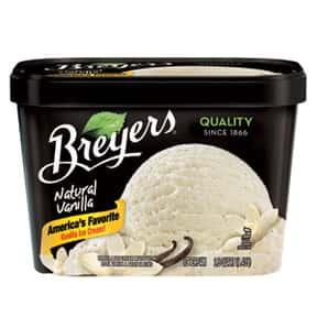 Breyers Homemade Vanilla