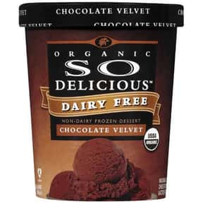 So Delicious Soy Based Chocolate Velvet