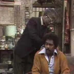 Dr. Caldwell is listed (or ranked) 23 on the list Sanford and Son Cast List