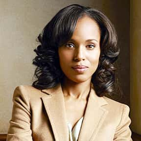 Olivia Carolyn Pope is listed (or ranked) 2 on the list Scandal Cast List