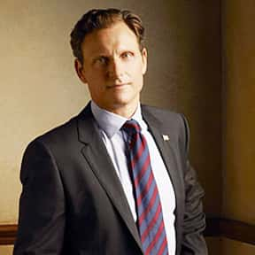 Fitzgerald Thomas Grant III (F is listed (or ranked) 16 on the list Scandal Cast List