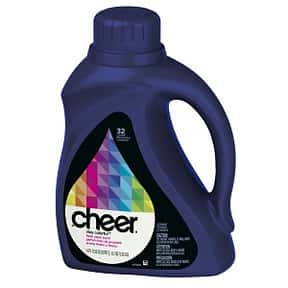 Cheer is listed (or ranked) 12 on the list The Best Detergent Brands