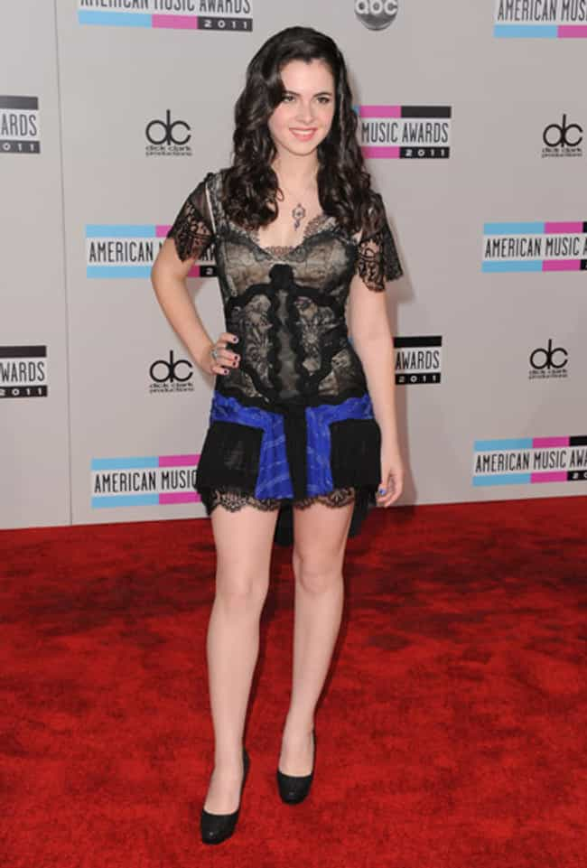 Vanessa Marano in a Lacy Outfi... is listed (or ranked) 3 on the list The Most Stunning Vanessa Marano Photos