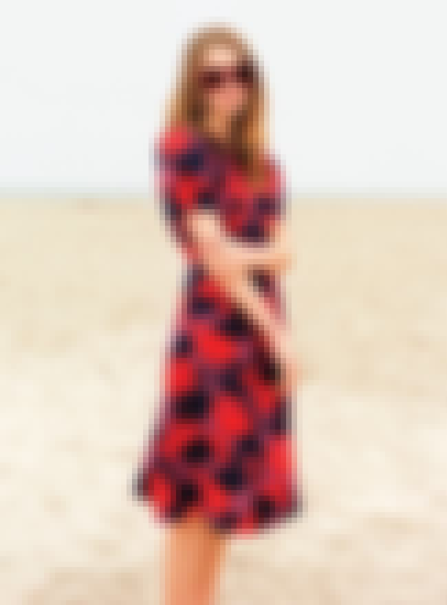 Taissa Farmiga in a Red Printe... is listed (or ranked) 3 on the list Hottest Taissa Farmiga Photos
