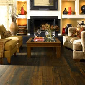 Shaw Floors is listed (or ranked) 2 on the list The Best Laminate Flooring Brands