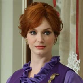 Joan Harris is listed (or ranked) 25 on the list The Best Dressed Female TV Characters