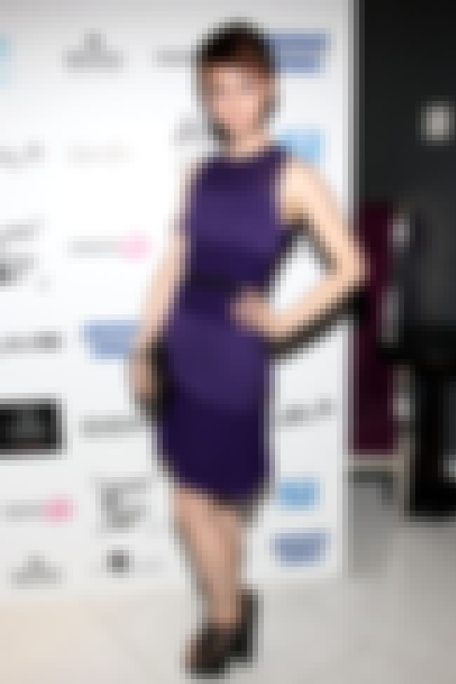 Valorie Curry in a Purple Plea... is listed (or ranked) 4 on the list Hottest Valorie Curry Photos