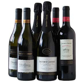 Jacob's Creek is listed (or ranked) 1 on the list The Best Australian Wine Brands