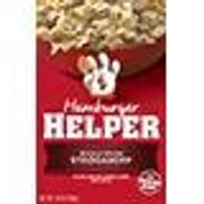 Hamburger Helper Stroganoff is listed (or ranked) 2 on the list The Best Hamburger Helper Flavors