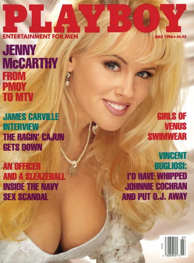 The First Dirty Mag I Ever Act... is listed (or ranked) 4 on the list The Hottest Pictures of Jenny McCarthy When She Was Young