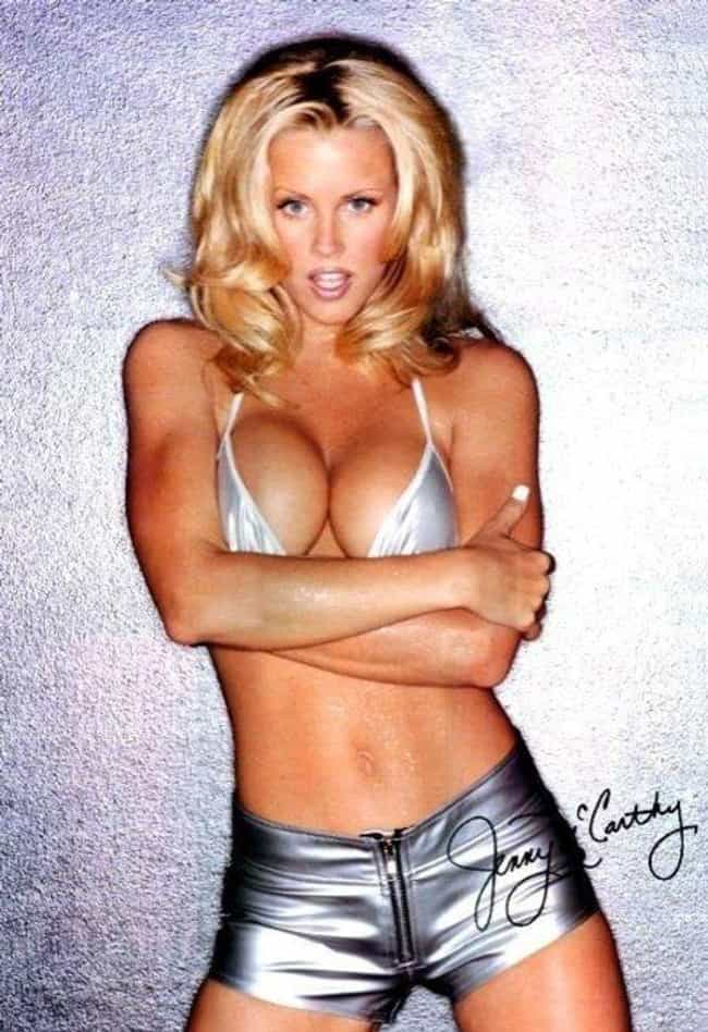 Another Jenny McCarthy Poster ... is listed (or ranked) 2 on the list The Hottest Pictures of Jenny McCarthy When She Was Young