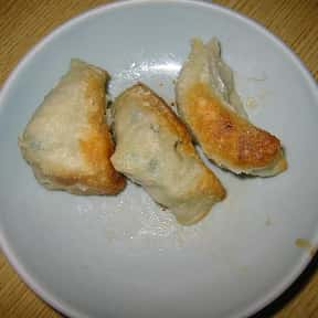 Gyoza is listed (or ranked) 8 on the list The Best Types of Japanese Food