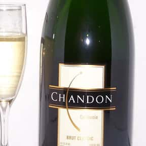 Chandon is listed (or ranked) 21 on the list The Best Sparkling Wine Brands