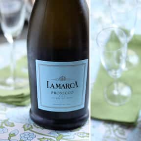 La Marca is listed (or ranked) 17 on the list The Best Sparkling Wine Brands