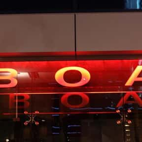 Boa is listed (or ranked) 9 on the list The Best Steakhouses in Los Angeles