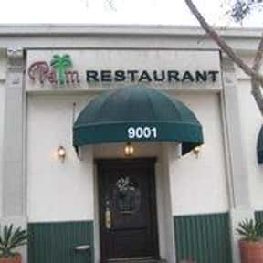 Palm Restaurant is listed (or ranked) 19 on the list The Best Steakhouses in Los Angeles