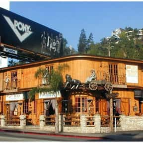 Saddle Ranch Chop House is listed (or ranked) 21 on the list The Best Steakhouses in Los Angeles