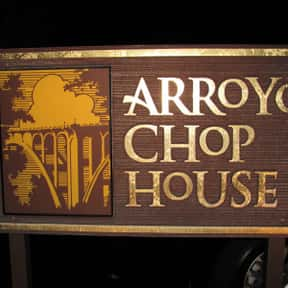 Arroyo Chop House is listed (or ranked) 13 on the list The Best Steakhouses in Los Angeles