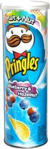 Pringles Fruit & Nut Blueberry & Hazelnut on Random Best Pringles Flavors