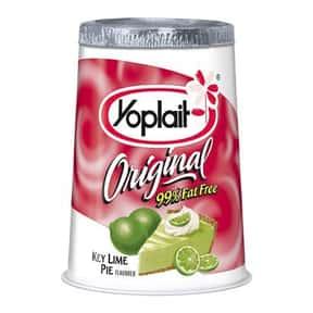 Yoplait Original Key Lime Pie
