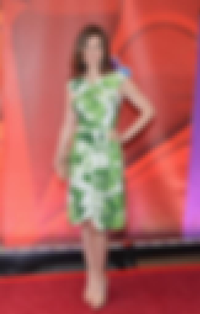 Betsy Brandt in Green Floral D... is listed (or ranked) 4 on the list The 22 Hottest Betsy Brandt Photos