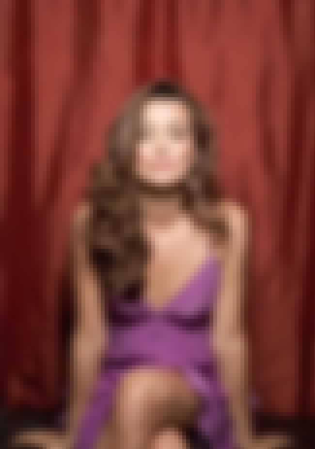 Cote De Pablo in a Purple Empi... is listed (or ranked) 1 on the list The 23 Hottest Cote De Pablo Photos