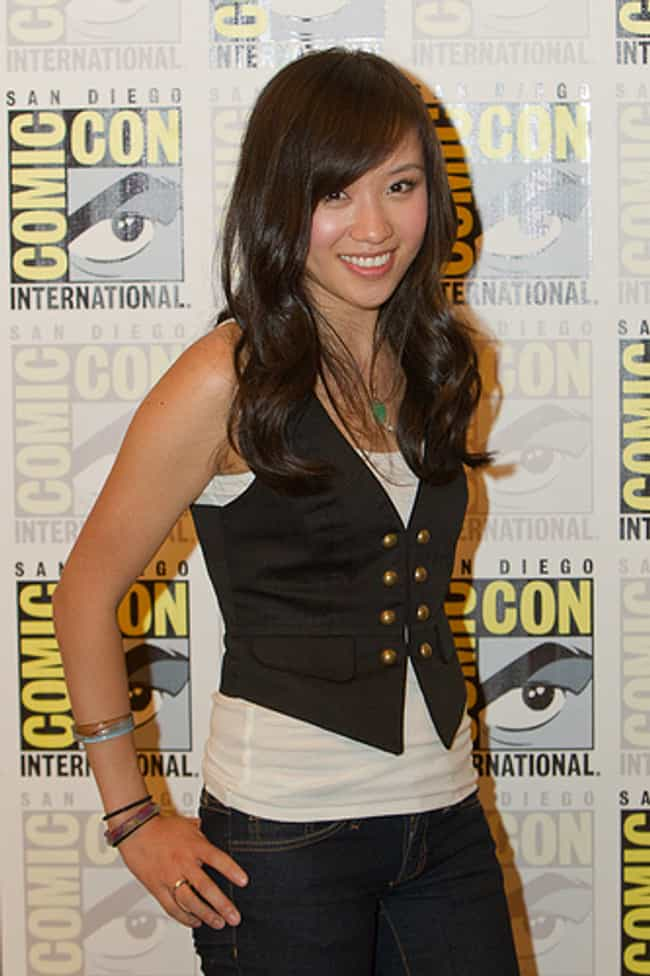 Ellen Wong in a Sleeveless Jac... is listed (or ranked) 4 on the list The Most Stunning Ellen Wong Photos