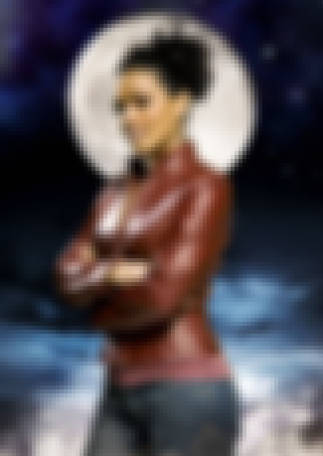 Freema Agyeman in a Leather Ja... is listed (or ranked) 1 on the list The Hottest Freema Agyeman Photos