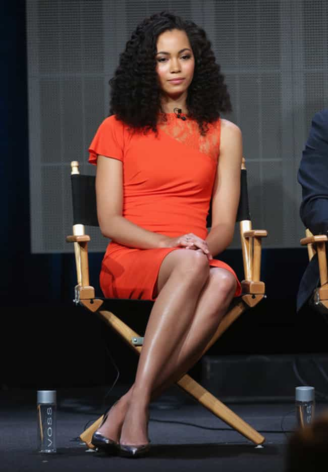 Madeleine Mantock in a Lace De... is listed (or ranked) 4 on the list The Most Stunning Madeleine Mantock Photos