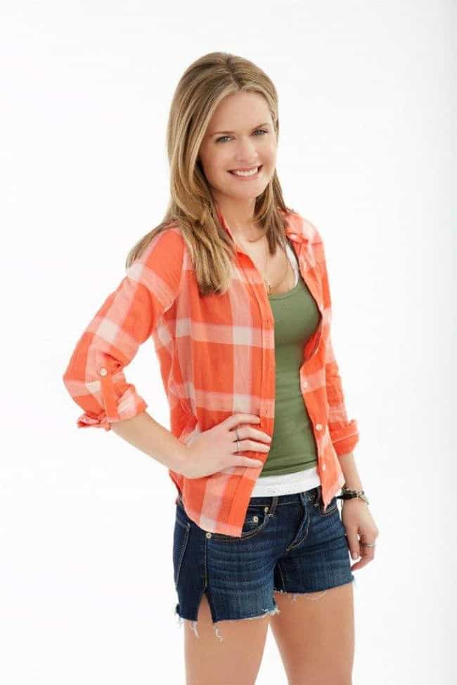 Maggie Lawson Doesn't Unde... is listed (or ranked) 4 on the list The Most Stunning Maggie Lawson Photos