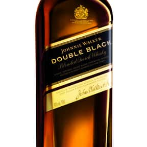Johnnie Walker Double Black is listed (or ranked) 6 on the list The Best Johnnie Walker Labels
