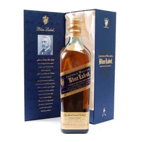 Johnnie Walker Blue Label is listed (or ranked) 1 on the list The Best Johnnie Walker Labels