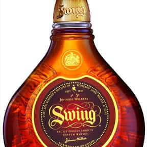 Johnnie Walker Swing is listed (or ranked) 7 on the list The Best Johnnie Walker Labels