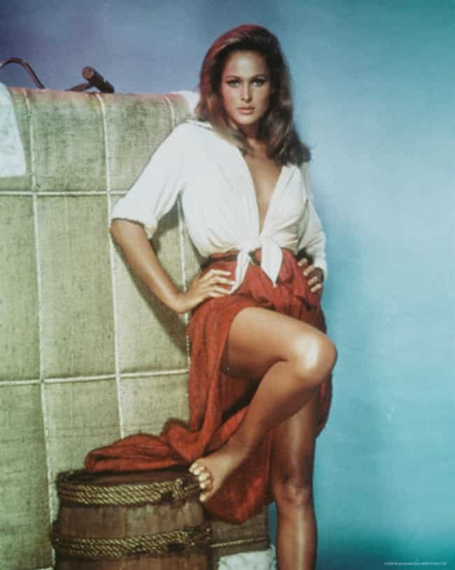 Hottest Ursula Andress Photos