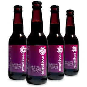 Emelisse Imperial Russian Stou is listed (or ranked) 14 on the list The Best Dutch Beers