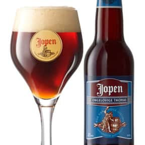 Jopen Bier B.V. Haarlem Ongelo is listed (or ranked) 21 on the list The Best Dutch Beers