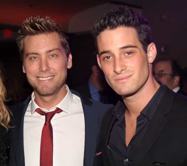 Michael Turchin is listed (or ranked) 1 on the list Lance Bass's Loves & Hookups