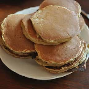Whole Grain Pancake is listed (or ranked) 25 on the list The Best Healthy Breakfast Foods