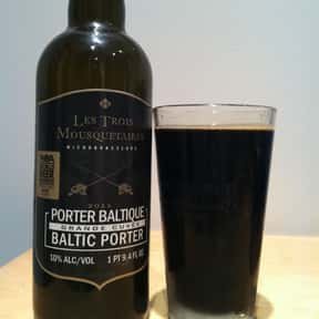 Grande Cuvée Porter Bal is listed (or ranked) 17 on the list The Best Canadian Beers