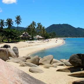 Lamai Beach is listed (or ranked) 21 on the list The Best Beaches in Thailand
