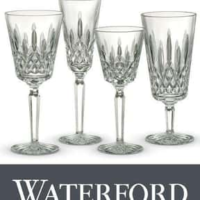 Waterford is listed (or ranked) 2 on the list The Best Fine China Brands