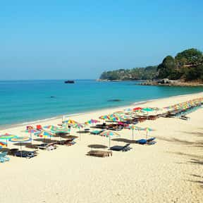 Surin Beach is listed (or ranked) 11 on the list The Best Beaches in Thailand