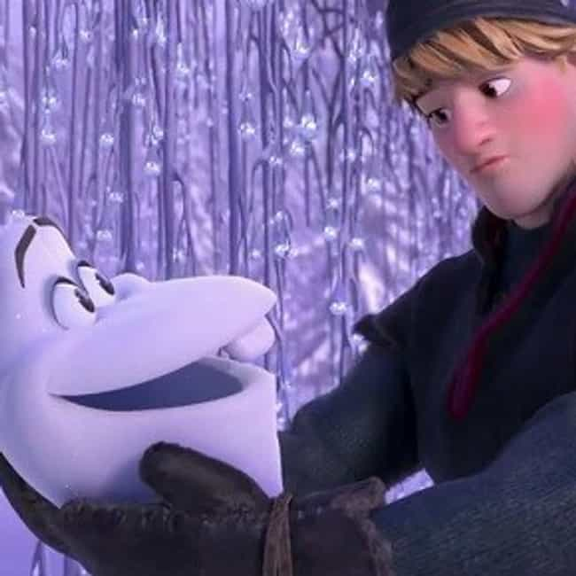 You Hesitated is listed (or ranked) 2 on the list Frozen Movie Quotes