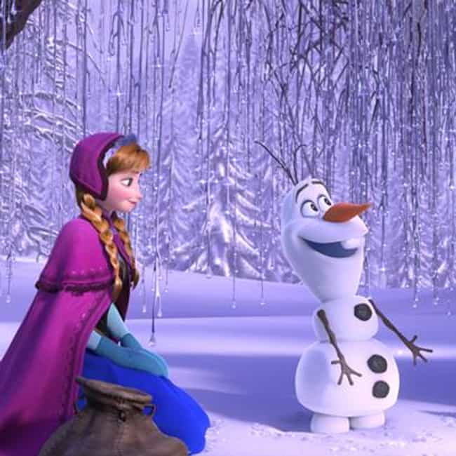 Some People Are Worth Melting ... is listed (or ranked) 1 on the list Frozen Movie Quotes