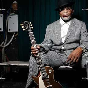 Toronzo Cannon is listed (or ranked) 24 on the list The Best Chicago Blues Bands/Artists