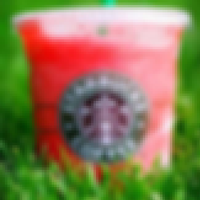 Strawberry Lemonade is listed (or ranked) 7 on the list Starbucks Secret Menu Items