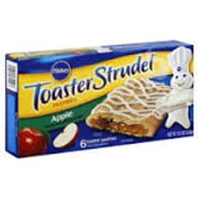 Toaster Strudel Apple