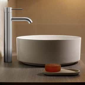 Roca is listed (or ranked) 19 on the list The Best Faucet Brands