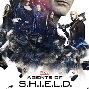 Agents of S.H.I.E.L.D is listed (or ranked) 17 on the list The TV Shows with the Best Writing
